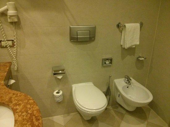 Hotel Cruise : Bagno