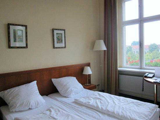 Hotel Am Luisenplatz: В номере