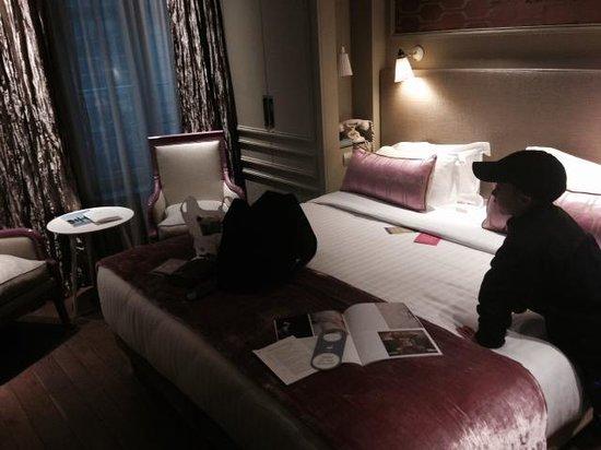 Hotel & Spa La Belle Juliette: Our beautiful room!