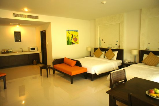 Krabi Aquamarine Resort : 룸