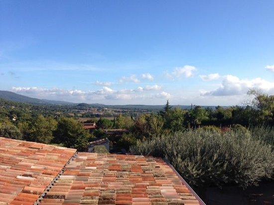 La Bastide du Calalou : A room with a view...