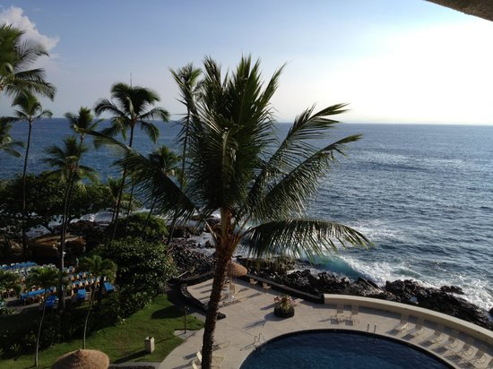 Royal Kona Resort : Ocean View Room
