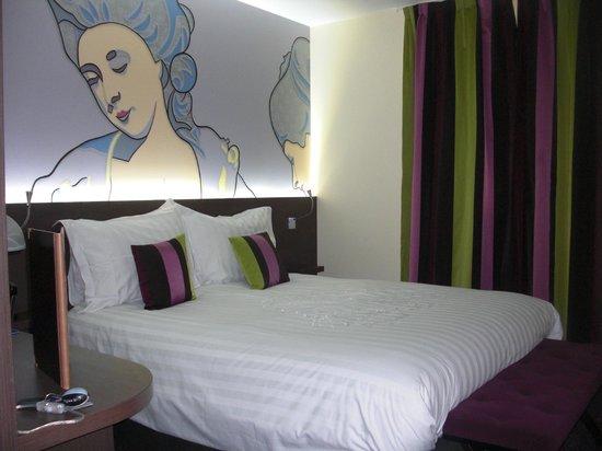 Hotel Roi Soleil Prestige : chambre