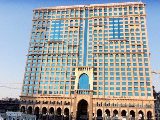 InterContinental Dar Al Tawhid : Hotel Exterior