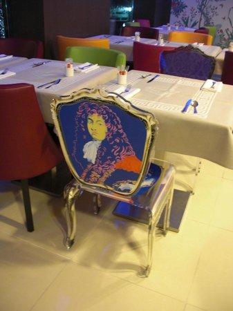 Hotel Roi Soleil Prestige: salle à manger