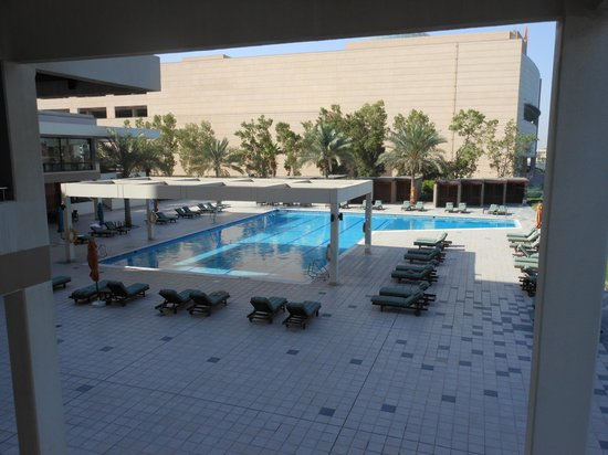 Hilton Ras Al Khaimah Resort & Spa: great place to soak up the sun and take a dip