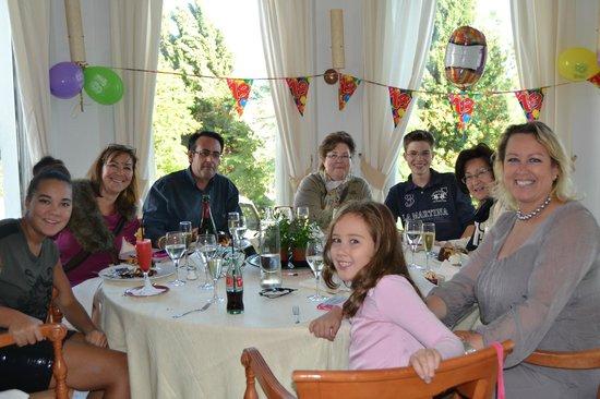 Restaurante Amador : Dia feliz!