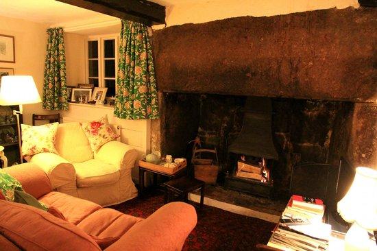 Brook Farm House: Salon privé