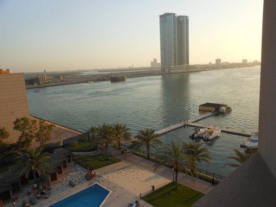 Hilton Ras Al Khaimah Resort & Spa: view from our room