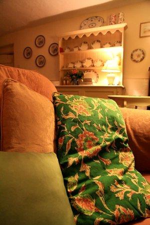 Brook Farm House: Déco du salon