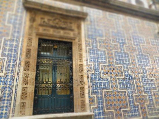 House of Tiles (Casa de los Azulejos): an amazing house