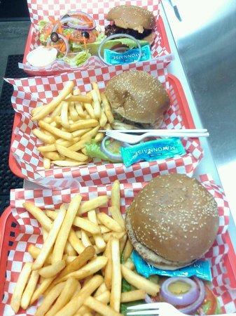 J J's Homemade Burgers
