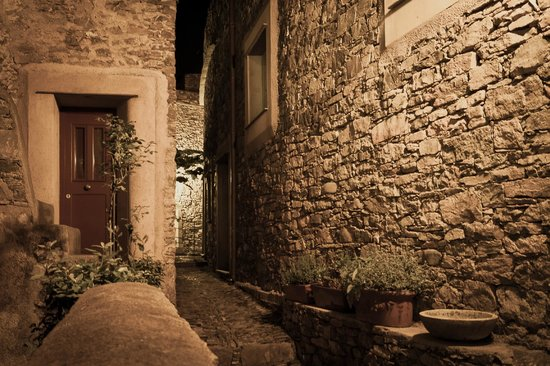 Colletta di Castelbianco : Street by Night