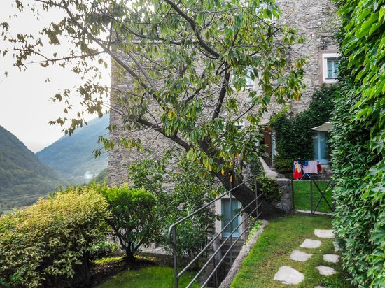 Colletta di Castelbianco: Backyard