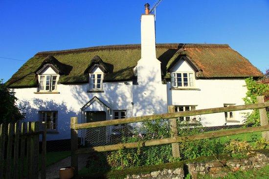Brook Farm House: La maison