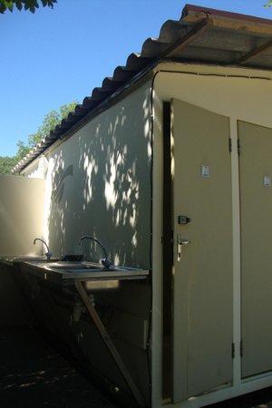 Ciela Village Camping International : éviers