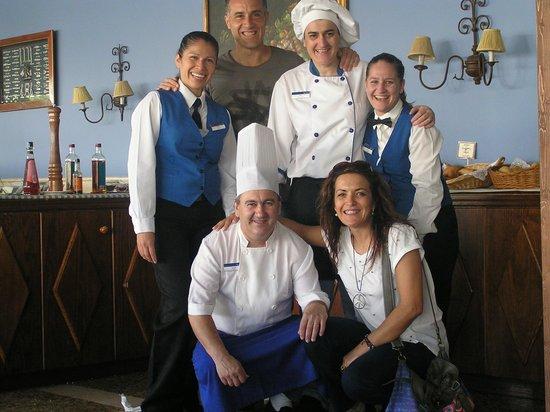 Hotel Vitalclass Lanzarote: Encantadores