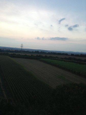 NH Stuttgart Airport: view