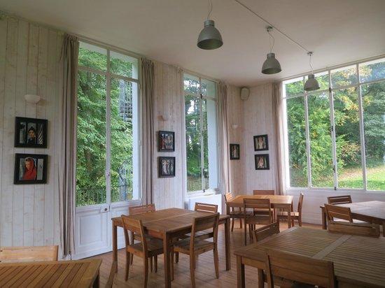 Château des Fougères : salle à manger