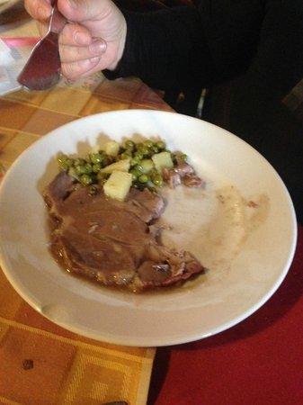 Gioia Sannitica, อิตาลี: questo è il roast-beef