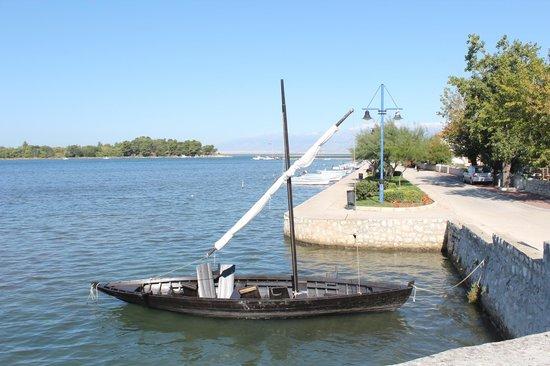 The Old Croatian Boat Condura Croatica