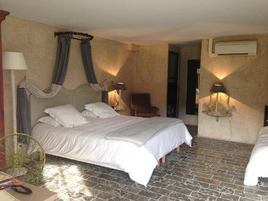 Hotel Le Saint Cirq : Welcome