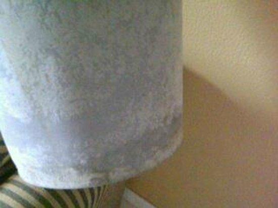 Falésia Hotel: mold bin