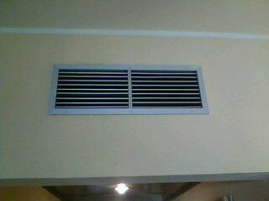 Falesia Hotel: air conditioning