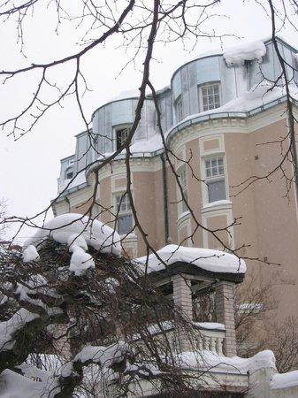 Original Sokos Hotel Albert: Зимняя Эйра