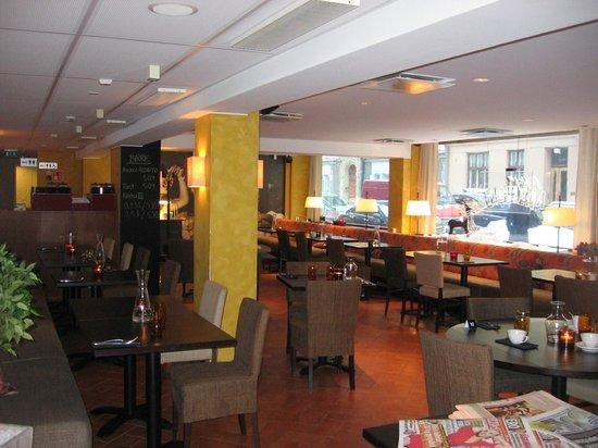 Original Sokos Hotel Albert: Ресторан отеля Papa Albert.