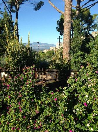 Villa Euchelia Resort : View outside the hotel