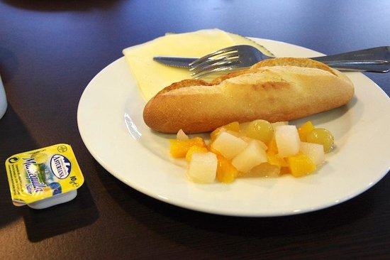 Holiday Inn Express Barcelona City 22: Breakfast