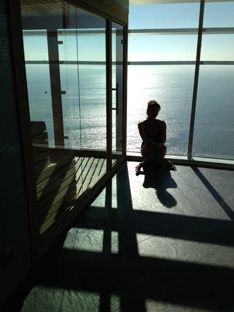 Myriad by SANA Hotels : View from the spa