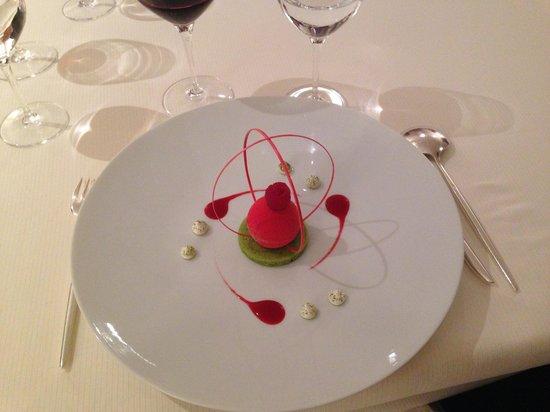 Château Cordeillan-Bages : un dessert exquis