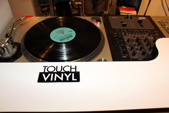 Touch Vinyl: We also host DJ SETS every Thursday from 7-9