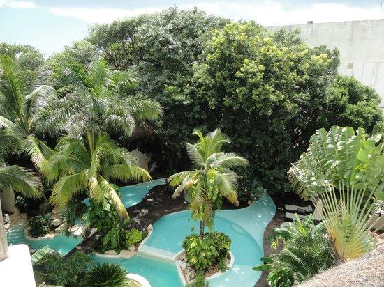 La Tortuga Hotel & Spa: vista da suite junior