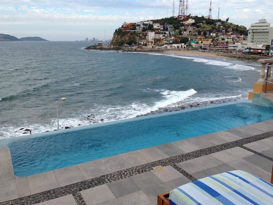 Casa Lucila Boutique Hotel: Peaceful surf