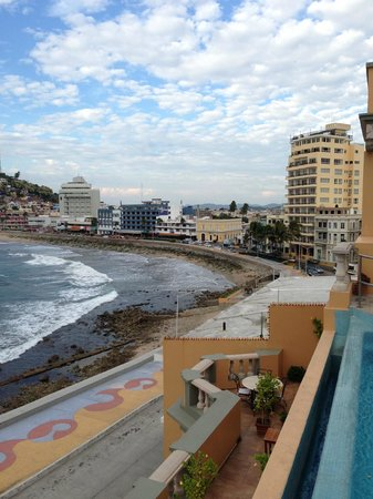 Casa Lucila Boutique Hotel: Coastline