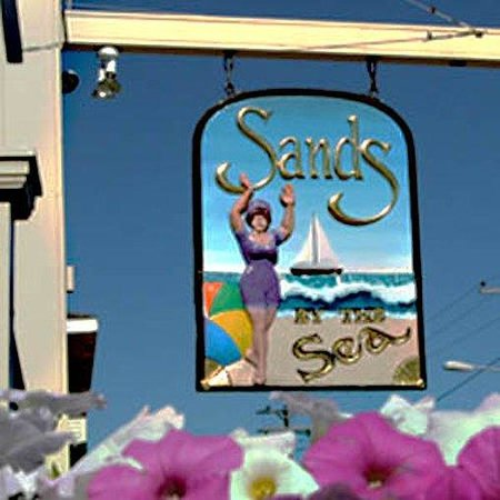 Sands by the Sea: Exterior View