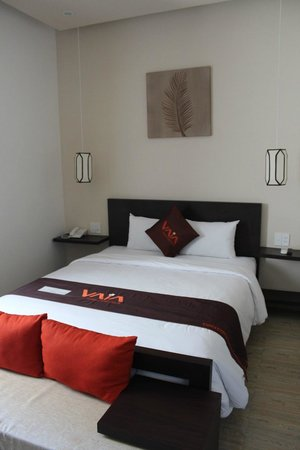 VaiA Boutique Hotel : Nice sized room