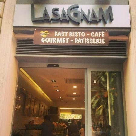 Photo of Italian Restaurant LasaGnaM Via Nazionale at Via Nazionale 184, Rome 00184, Italy
