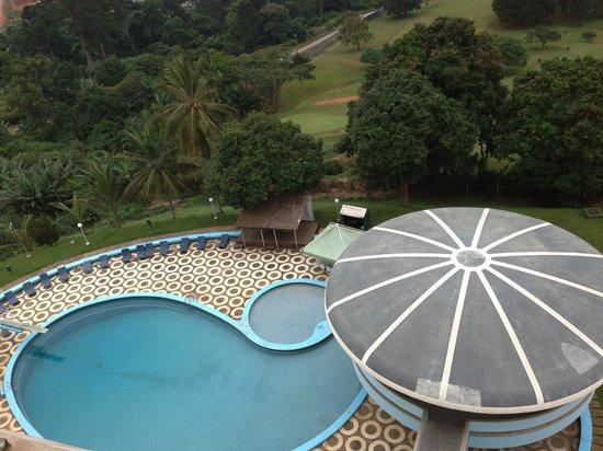 Hotel Mont-Febe : piscine