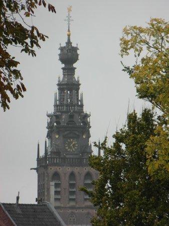 Stevenskerk: View on the church tower