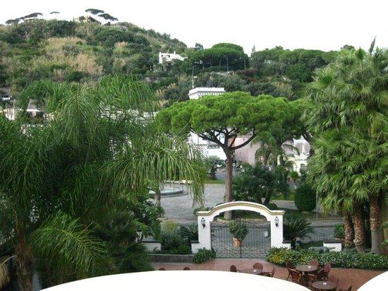 Albergo Terme La Reginella: Вид из окна номера