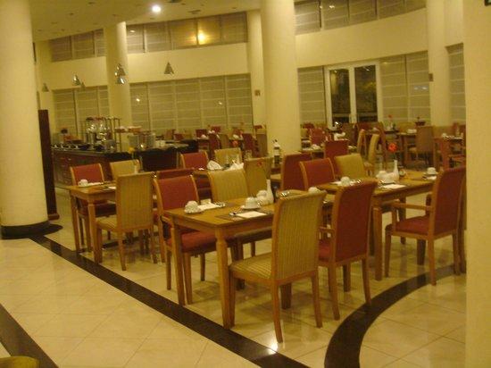 Hotel Mercure Santo Andre : Il ristorante