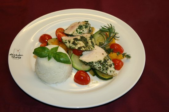AstenRose - Landhotel am Rothaarsteig: Speisen