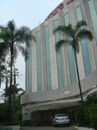 Hotel Mercure Santo Andre : L'hotel dall'esterno