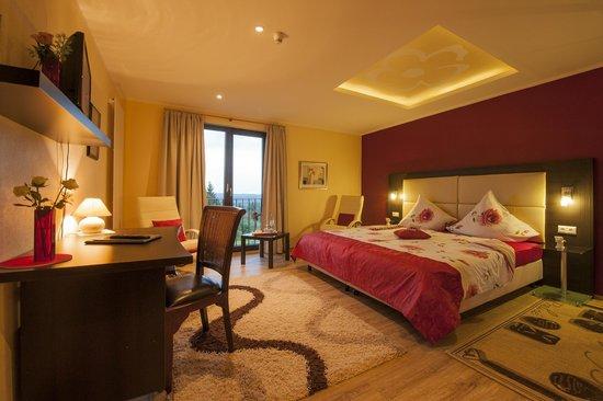 AstenRose - Landhotel am Rothaarsteig: Panorama Junior-Suiten