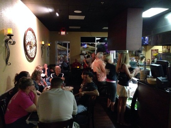 Valentino's Italian Cuisine: Party time at Valentino's