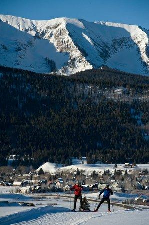 Crested Butte Nordic Center: Colorado's Nordic Town